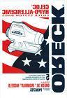 Oreck Iron Man Celoc Hypo- Allergenic Filter System Bags 5 P