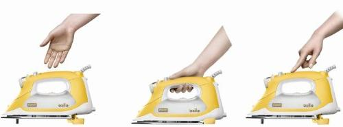Oliso Smart Iron with w/ Gift: Premium Cleaner