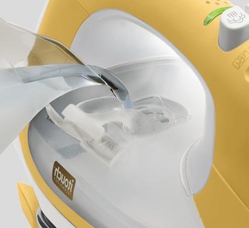 Oliso Iron with w/ Gift: Microfiber