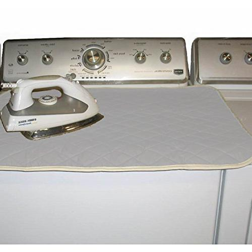 Premium Ironing Blanket Multipurpose Pad Woodland