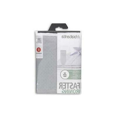 ironing board cover gray