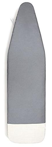 """de 48"""" - 3 Layer Padded - Cover ALUMINUM SILICONE Coated Textile/With - Color Gray/Beige"""