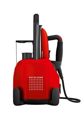 Laurastar Lift+ Steam Cleaning Bundle, Red