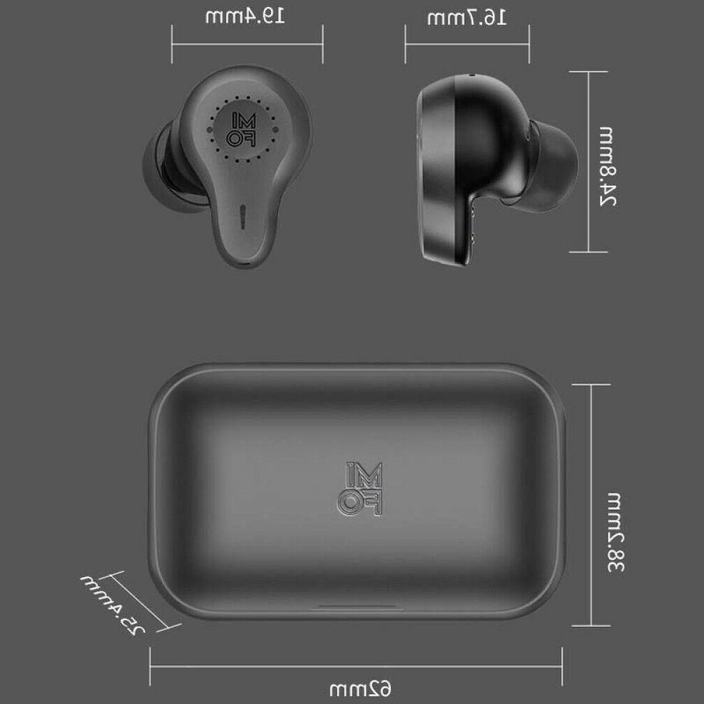 MIFO earphones with HD Single-Action Iron