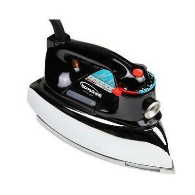 classic nonstick steam and dry iron