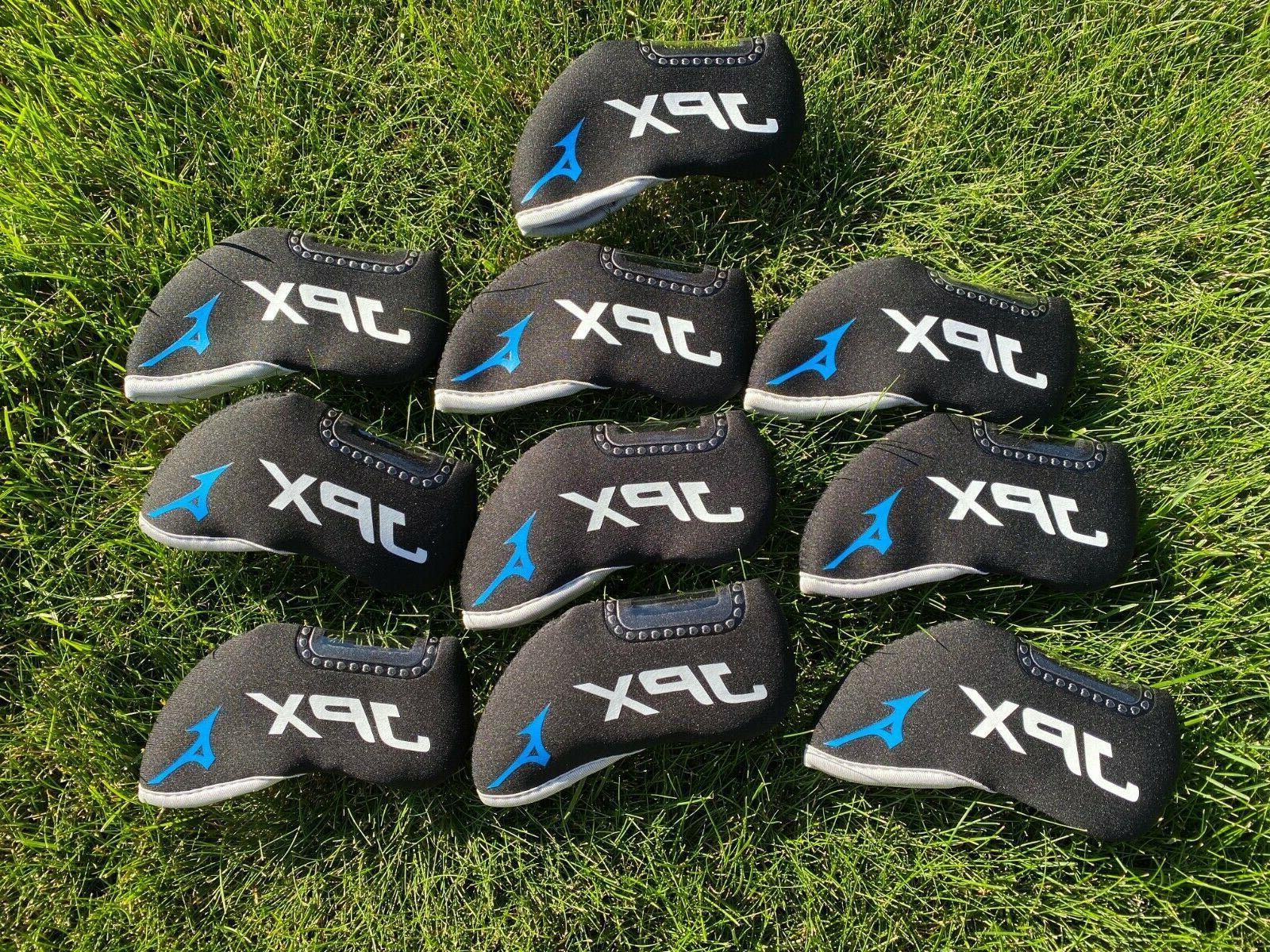 new 10 pcs golf set head cover