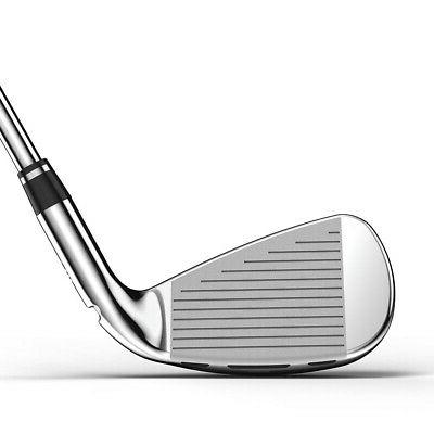 Irons 5-PW+GW & Shaft Material