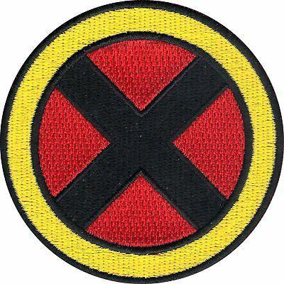 Official Marvel Comics X-Men Wolverine Superhero Logo Iron o