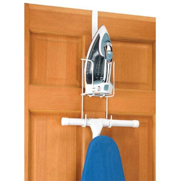 Over Door Caddy Ironing Hanger Apartment