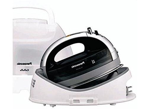 Panasonic Freestyle Cordless Iron