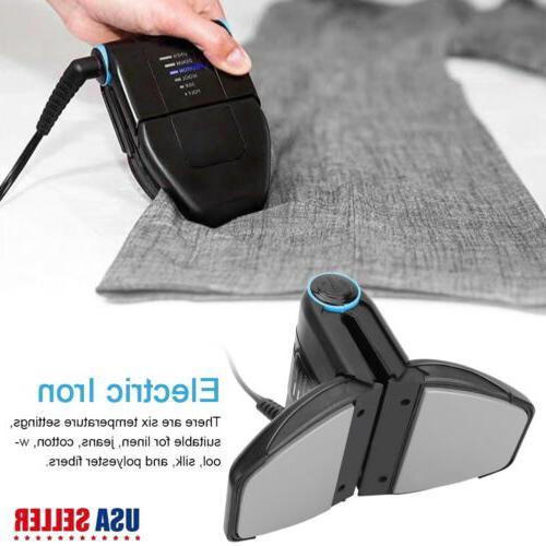 portable collar perfect folding mini collar iron