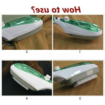 Portable Handheld Steam Laundry Clothes