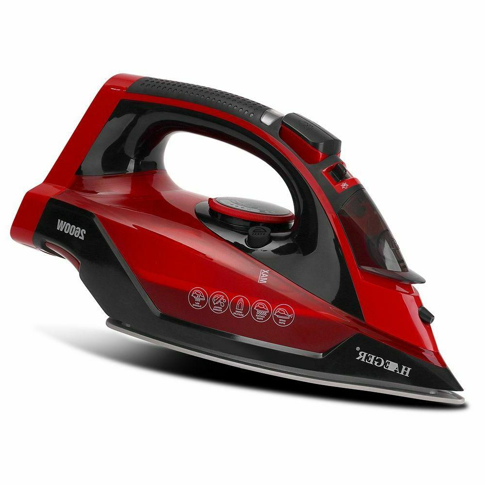 Portable Steam Cordless Charging Soleplate