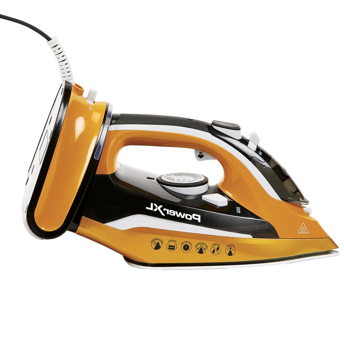 Power XL Cordless Iron & Ergonomic