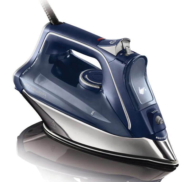 pro master xcel breton blue steam iron
