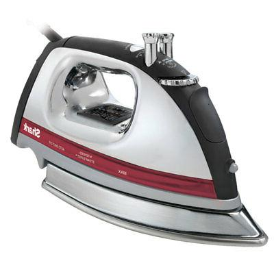 professional electronic iron intense steam power certified