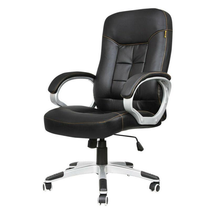 PU Leather Office Chair Executive Task Ergonomic boss