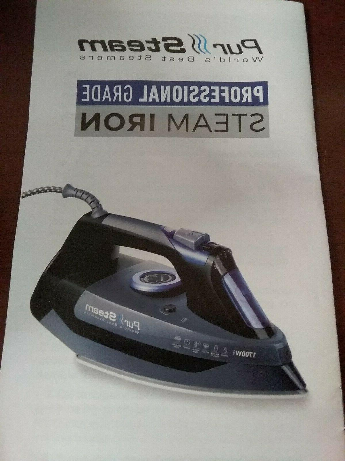 Pur Iron Professional Grade PSSI-01 Ironing