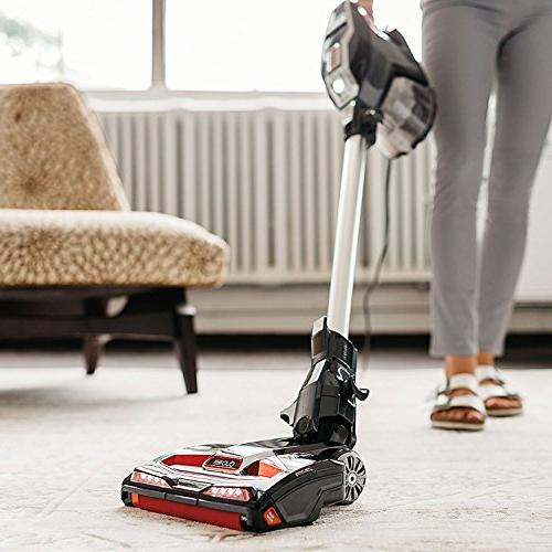Shark Rocket Ultralight Corded with Vacuum, Silver