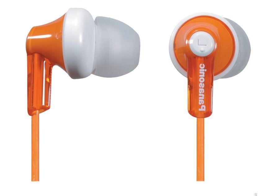 Panasonic RP-HJE120-D / RPHJE120D In-Ear Earbud Headphones,