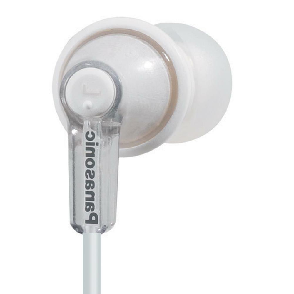 Panasonic RP-HJE120-S / RPHJE120S In-Ear Earbud Headphones,