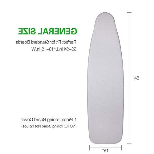 Sunkloof Board and Board Cover Elasticized Edges 4 and Large Scorch Cloth