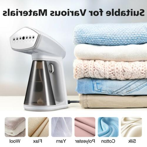 Clothes Garment Steamer Fabric Home Handheld Travel Compact