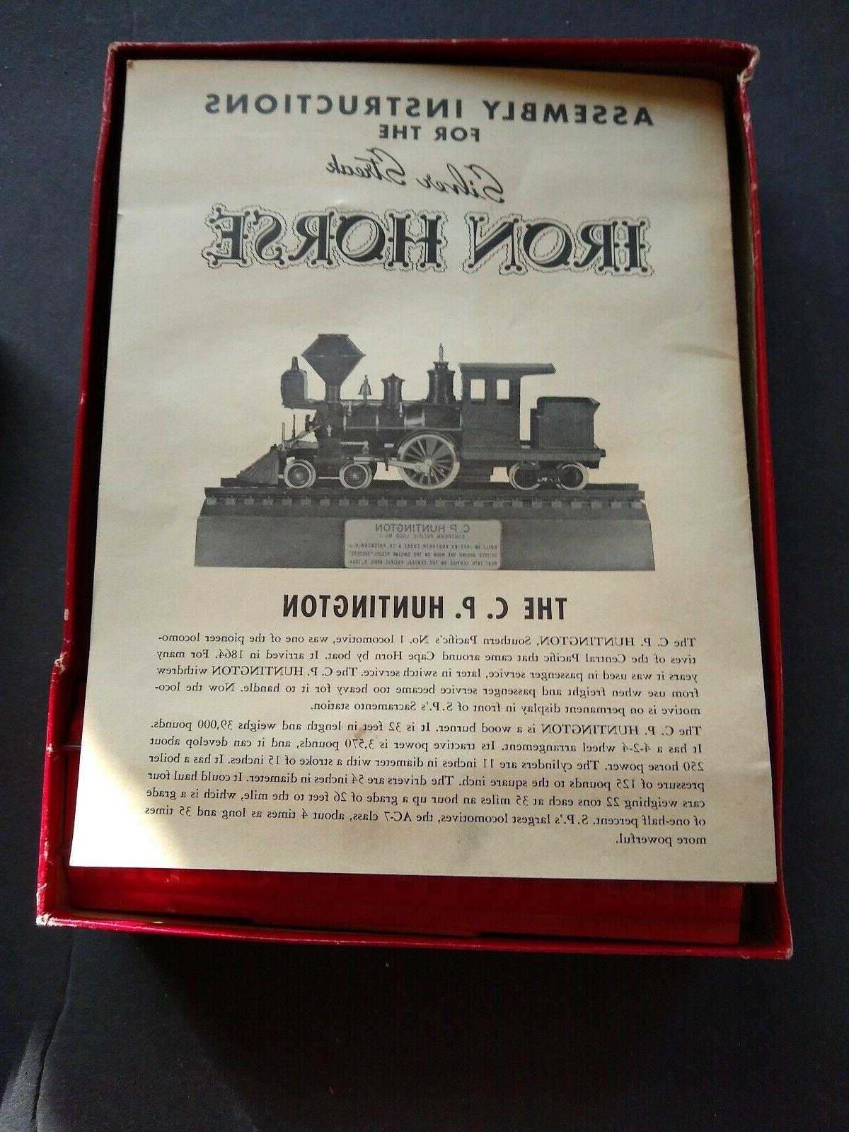 Southern Pacific Streak Horse Kit