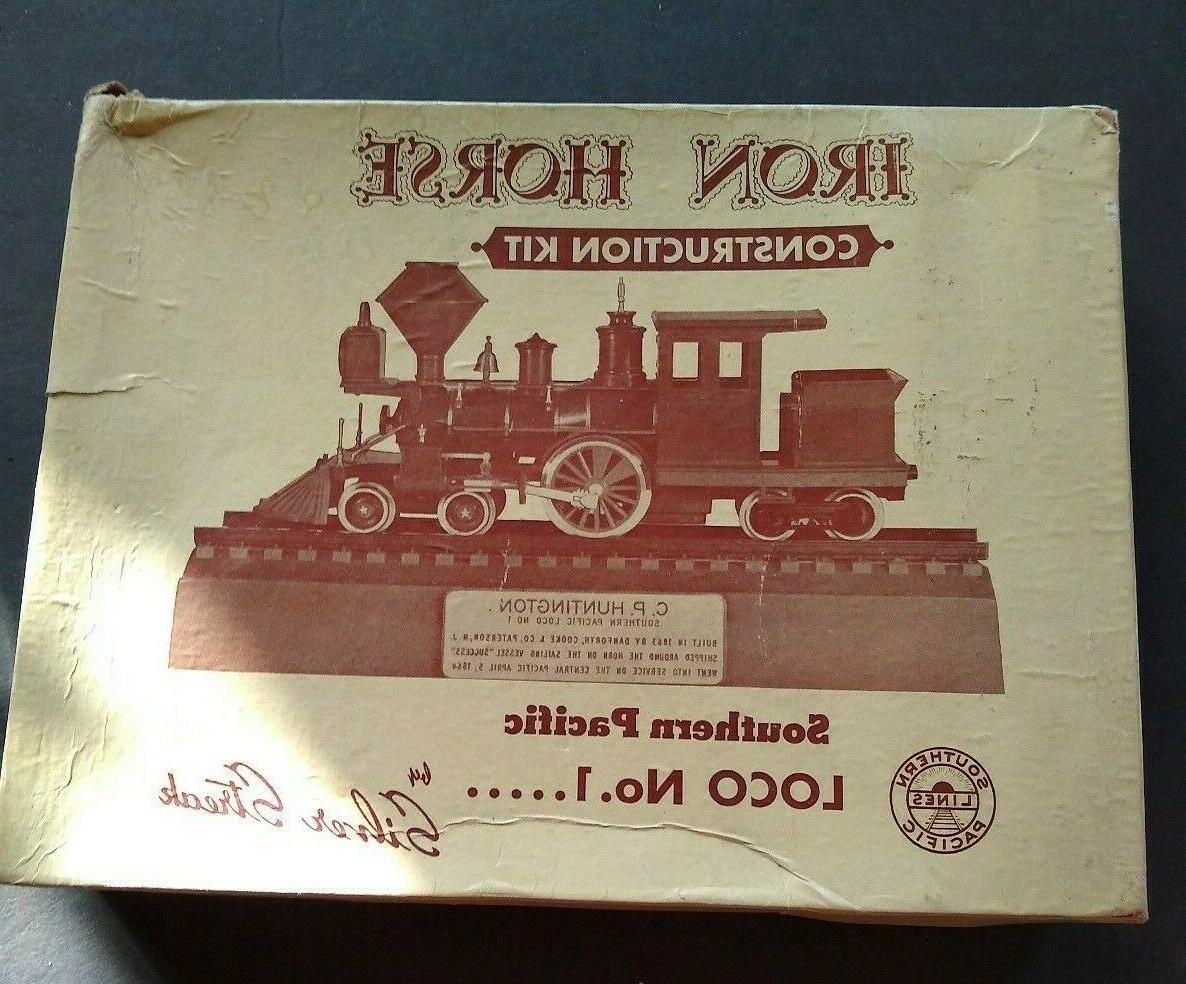southern lines pacific silver streak construction kit