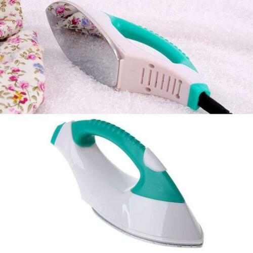 Steam Iron Steel Travel With Digital Timer