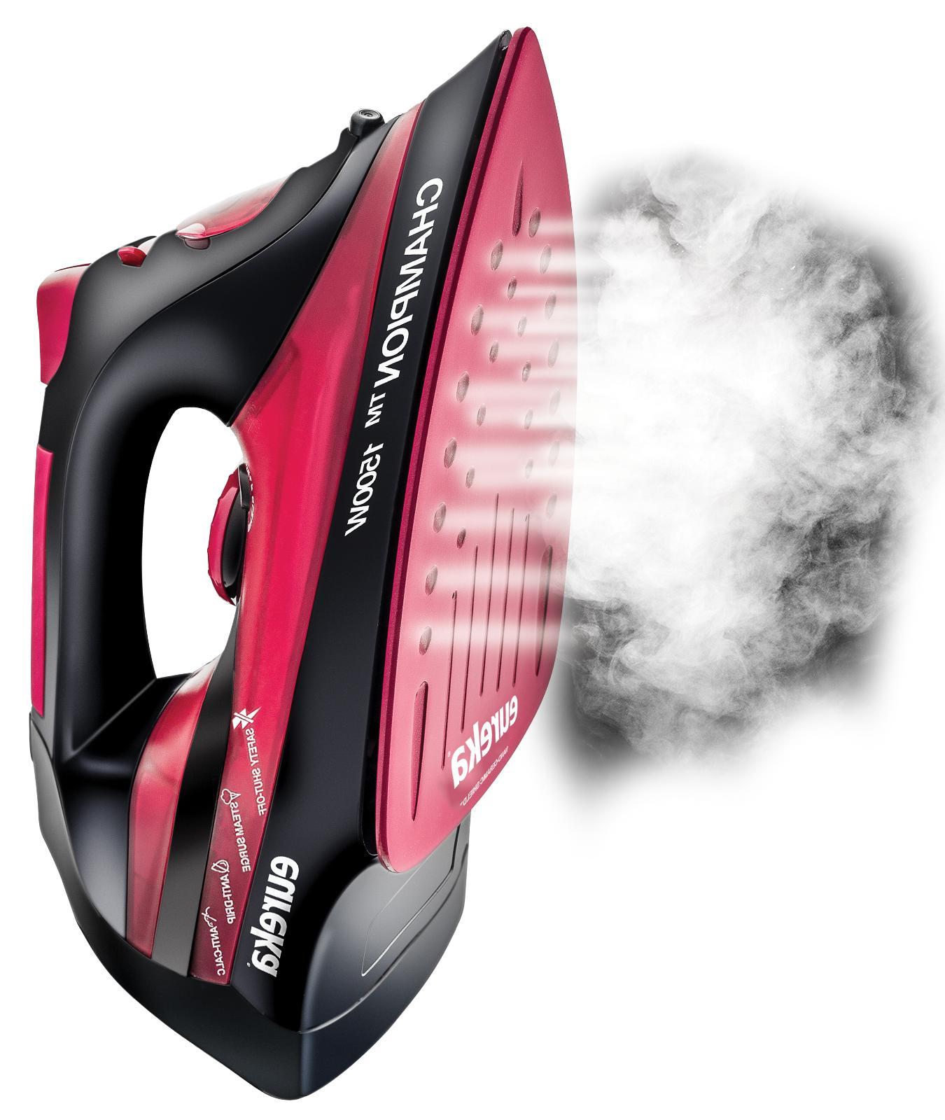 Steam Lightweight Powerful Hot 1500 Iron