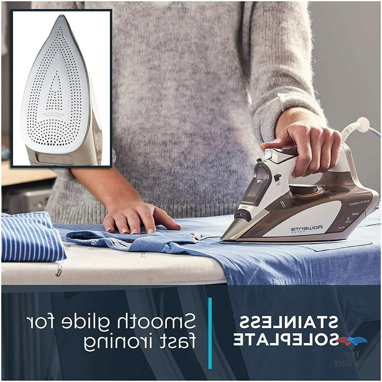 Professional Steamer Ironing Garment Soleplate