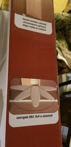 Household Stowaway Ironing Board, W