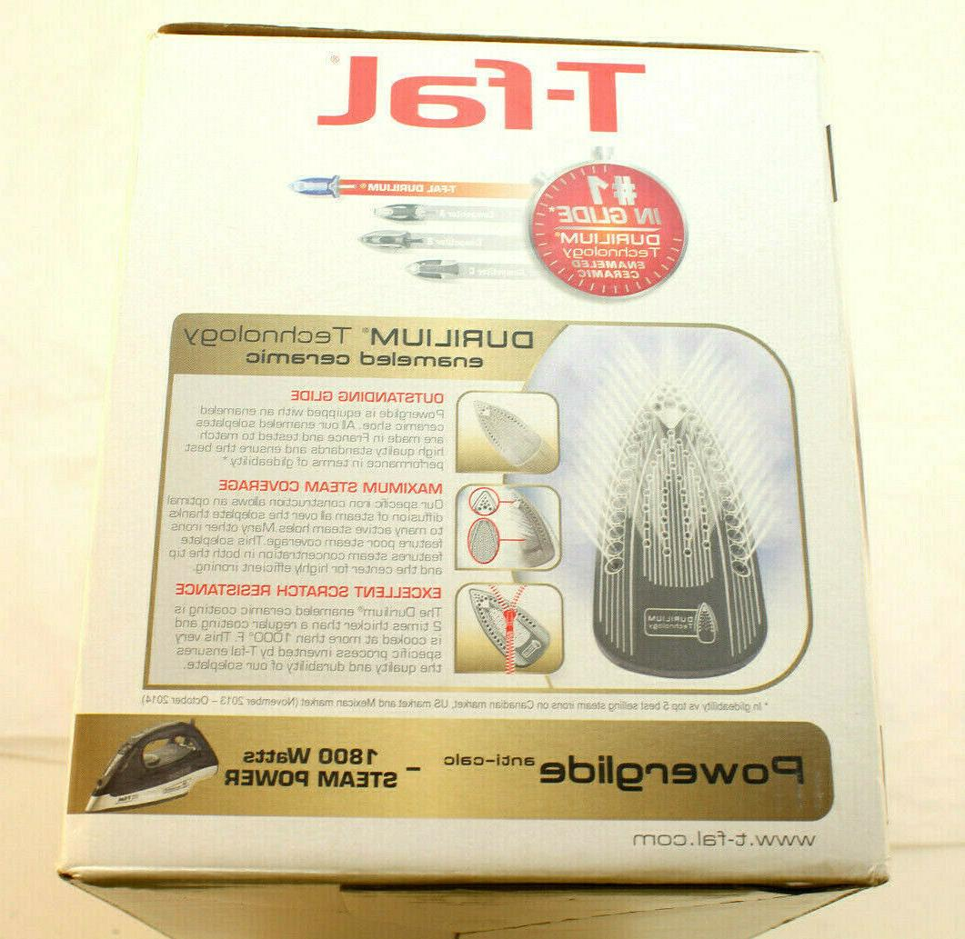 T-FAL Powerglide FV2640U0 Anticalc Non-Stick RETAIL $99