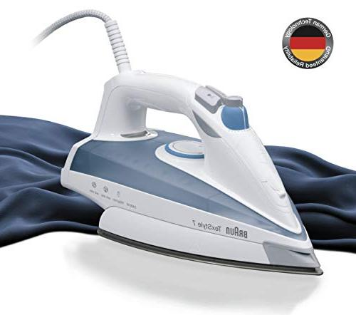 ts725 texstyle 7 steam iron