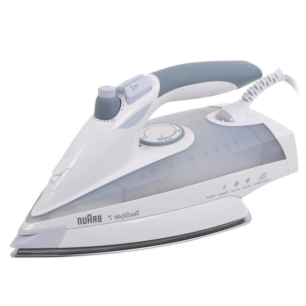 Braun TS775 TexStyle Steam Export Only