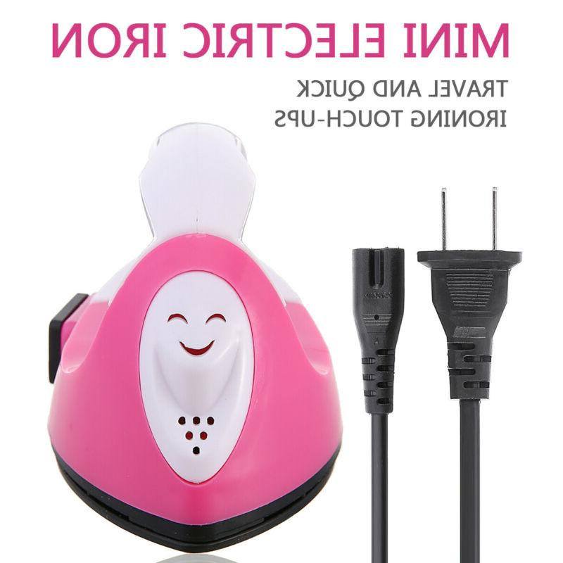 us mini electric iron portable travel crafting