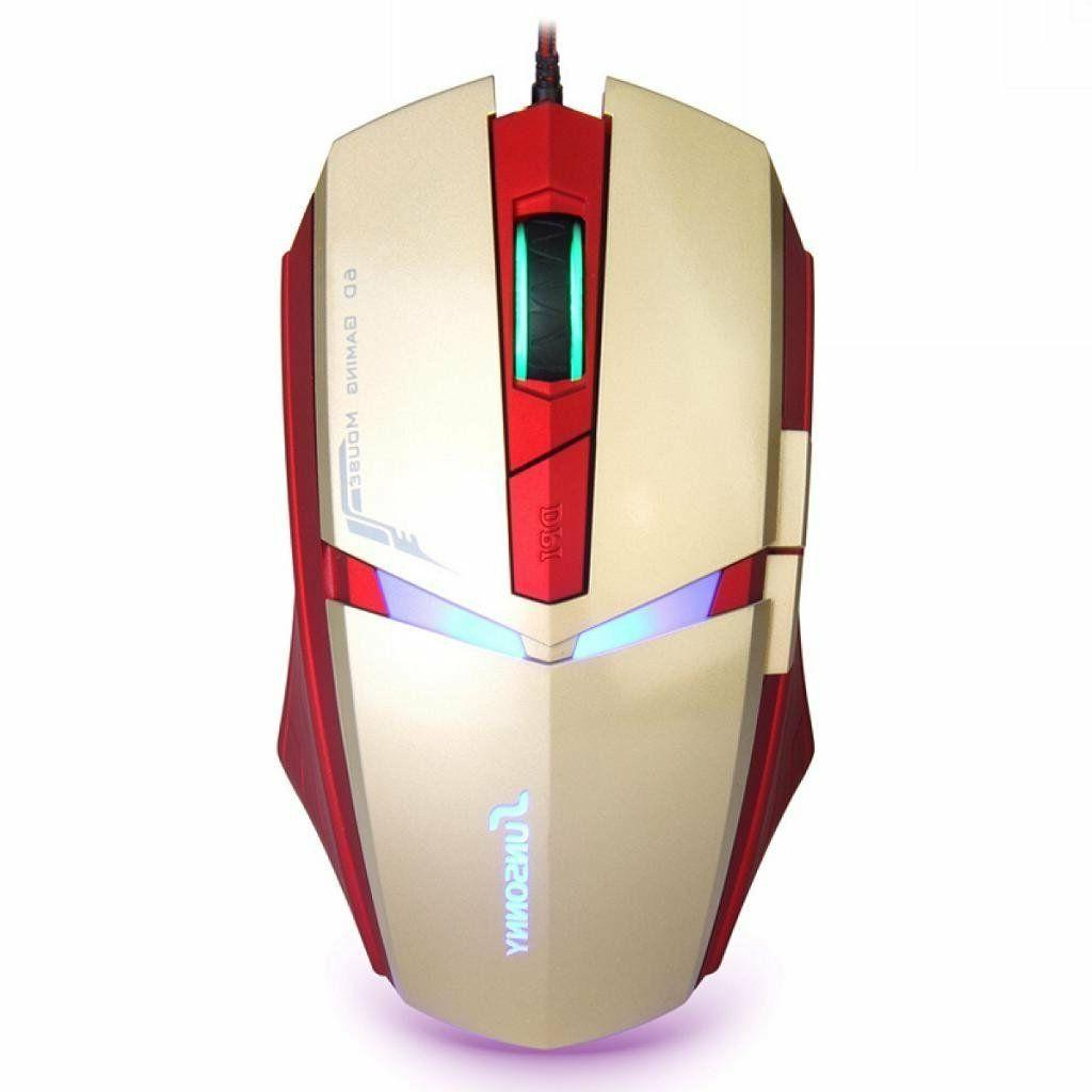 Wired Optical USB Gamin Mouse, Mice