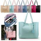 Women Leather Handbag Shoulder Ladies Purse Messenger Satche