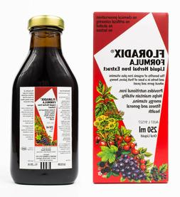 Floradix Liquid Iron and Vitamin Formula 250ml, 500ml