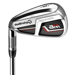 m6 iron set 4 pw right handed
