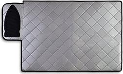 Magnetic Ironing Mat - Change any Flat Surface into an Ironi