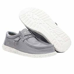 Hey Dude Men's Wally Stretch Iron Shoes 150203910