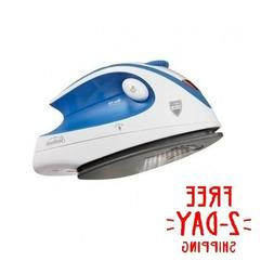 Mini Travel Steam Portable Iron Compact Non Stick 800 Watt F