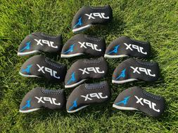 NEW 10 pcs Golf Set Head Cover for Mizuno/Mizuno JPX Iron He