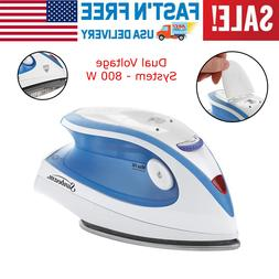 NEW Iron Steam Clothes Iron Travel Electric Portable Compact