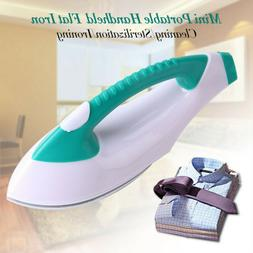 New Mini Electric Iron Small Portable Travel Crafting Craft