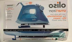 New Oliso Smart Iron With itouch Technology Blue TG1050 1600
