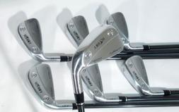 NEW HONMA TOUR WORLD TW-X IRONS IRON SET 4-10 GRAPHITE STIFF
