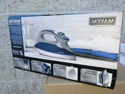 NIB Maytag M1202 Digital SmartFill Iron and Steamer Blue. Fr